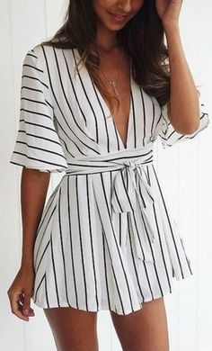 Cool, Fun, Flirty Rompers for Fashionable Ladies Casual Summer Outfits, New Outfits, Spring Outfits, Trendy Outfits, Dress Outfits, Fashion Dresses, Cute Outfits, Summer Dresses, Cute Dresses