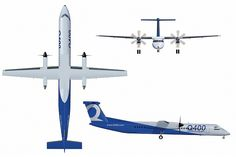 Dash 8 400series, images - Google Search
