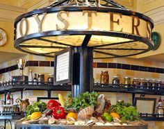 Oyster Bar at The Bourbon House, New Orleans