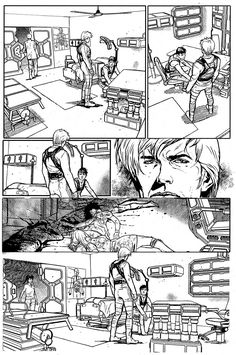 Robotech Page - Issue 4