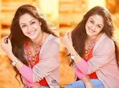 Jyothika Latest Stunning Photoshoot