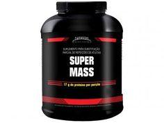 Super Mass Hipercalórico 3Kg Chocolate - Nitech Nutrition