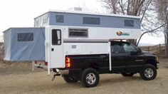 truck campers | 2011 Juno 8.5 (also available for long bed)