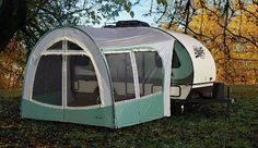 2015 Forest River R Pod 179 Optional R Dome