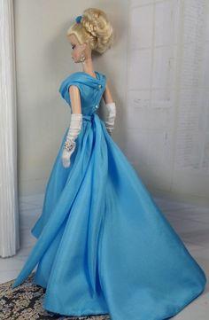 Estate House Ball for Silkstone Barbie OOAK  Doll Fashion