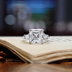 Handcrafted Engagement Rings Since 1897