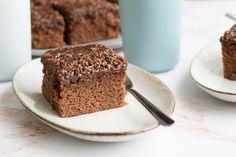 Drømmekage med chokolade - den du ved nok