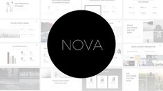 Nova Minimal PowerPoint-min  To achieve the level of excellence you want in your Powerpoint, use this incredible powerpoint template to make your powerpoint as creative and competent as you want.