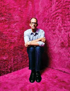 How Pete Docter Went Inside the 11-Year-Old Mind. Photo: Bobby Doherty