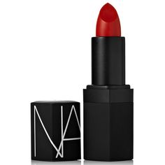 Fiery red lipsticks with a slight golden undertone complement caramel complexions beautifully: http://www.bhg.com/beauty-fashion/makeup/top-red-lipsticks-for-every-skintone/?socsrc=bhgpin060814caramelskinlipstick&page=4