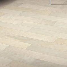 Mohawk Flooring City Escape Engineered Oak Hardwood Flooring in Aspen White Brazilian Cherry Hardwood Flooring, Acacia Hardwood Flooring, Cheap Hardwood Floors, Maple Hardwood Floors, Small Bathroom Tiles, Bathroom Storage, Mohawk Flooring, Timber Beams, Luxury Vinyl Flooring