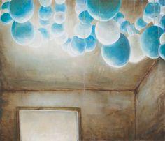 Cristof Yvoré Untitled 2008 145,5 x 169,5 cm oil on canvas