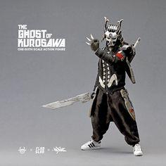Ghost of Kurosawa Action Figure 7