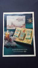 4711 - KOSTBARKEITEN - Aus der Glockengasse  4711 - Werbung 1964