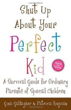 """As the mom of a child with special needs, this book has helped me so much. Reading it made me feel like someone finally """"gets it."""""""