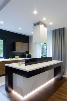 Modern and Contemporary Kitchen Cabinets Design Ideas 2 Contemporary Kitchen Cabinets Contemporary Design Ideas Kitchen Modern Ikea Kitchen, Kitchen Decor, Kitchen Ideas, Modern House Design, Contemporary Design, Contemporary Kitchen Cabinets, Contemporary Kitchens, Kitchen Modern, Kitchen Cabinet Colors