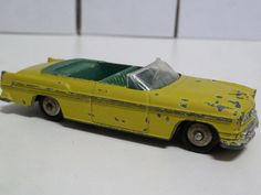 FRENCH DINKY TOYS NO.24a CHRYSLER NEW YORKER