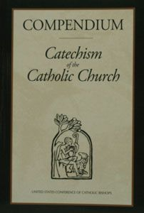 COMPENDIUM OF THE CATECHISM OF THE CATHOLIC CHURCH. Paper. $14.95