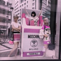 ❝Good taste doesn't exist. It is our taste. We have to be proud of it.❞#moschino…