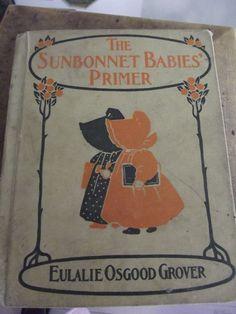 The Sunbonnet Babies Primer