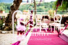Allestimento cerimonia/Wedding ceremony setup by @nanni31 @LeBidule
