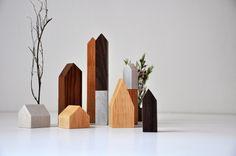 Image of 2.1 Maisons pour jouer . Little houses