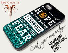 Hunger games hope quotes Covers iPhone 4/4S iphone by firecreative, $15.00 I need an iphone