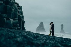 2015 Favorite – Mind-Blowing Iceland Engagement Session