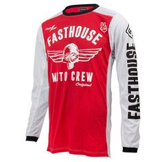d3c0adc86 Fasthouse Original Red Jersey at MXstore