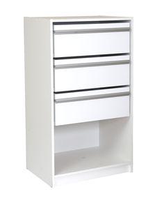 Wardrobe Organiser Multistore 3jumbo Drawers Maxi 600j3