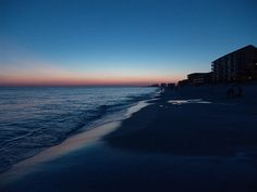 Destin, Florida . . . one of the only places I feel relaxed.  My favorite vacation spot with the kids.