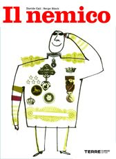 L'ennemi / David Cali et Serge Bloch / Sarbacane Cali, Chez Laurette, Dennis Jones, Serge Bloch, Edition Jeunesse, Book Review Sites, American Library Association, Album Jeunesse, International Books