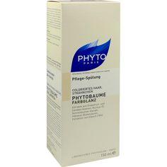 PHYTO PHYTOBAUME Farbglanz Spülung:   Packungsinhalt: 150 ml Haarspülung PZN: 09284074 Hersteller: Ales Groupe Cosmetic Deutschland GmbH…