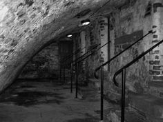 Victorian Prison, Victorian Era, Victorian Crime And Punishment, Abandoned Prisons, Victoria Reign, Yorkshire Uk, Prison Cell, Gallows, Front Steps