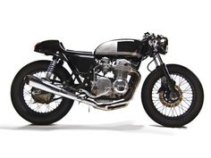Moto. Cafè racer.
