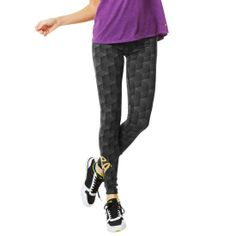 Foil Me Once Long Leggings |Brand New ZumbaWear Gold collection save 10% with affiliate code 10SALE on zumba.com  http://www.zumba.com/user/affiliates/affiliate-shop/?affil=10sale