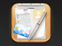 Nice Work Icon Free PSD. Download Work Icon Free PSD file. Pen Note Paper Credit Card etc Enjoy!  #adobe #board #Card #Credit #downloadpsd #elements #File #free #freepsd #Freebies #graphics #icon #icons #images #note #notice #paper #pen #photoshop #profile #psd #resources #Sources #templates #user #web #wood #Work Check more at http://psdfinder.com/free-psd/work-icon-free-psd