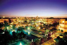 Palmeraie Golf Palace, Marrakech