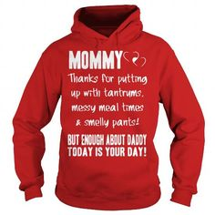 mommy thank for…