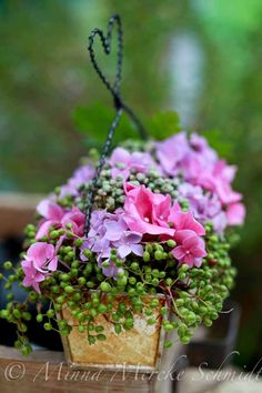 Blomsterverkstad: Fall