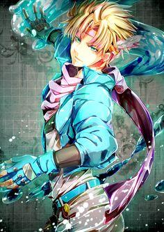 Superpatch24: Anime, manga y videojuegos: Personaje del Mes (Abril) - Caesar Antonio Zeppeli de Jojo Bizarre Adventure