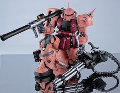 "Custom Build: MG 1/100 Char's Zaku II Ver. 2.0 ""Detailed"" - Gundam Kits Collection News and Reviews"