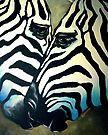 Cheek to Cheek by Cherie Roe Dirksen Love Posters, Custom Posters, Zebra Art, South African Artists, All Gods Creatures, Art Portfolio, Zebras, Animal Print Rug, Contemporary Art