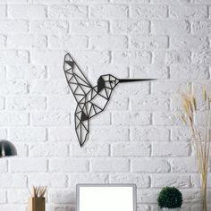 Metal Wall Art - Bird