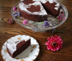 Chocolate Beet Root Cake   Linden & Lavender