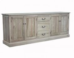 Lion Sideboard . A Block and Chisel Product.