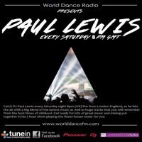 PLAYING LIVE ON WORLDDANCEFM.COM 05/05/18 *74 by PAUL LEWIS on SoundCloud