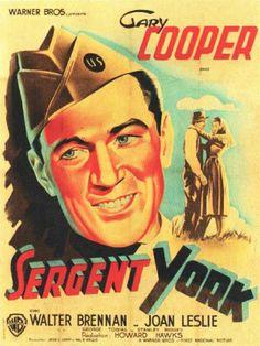 Sergeant York / Gary Cooper