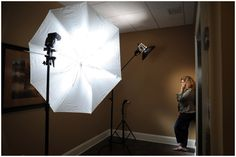 Strobist: On Assignment: Business portrait shot set-up that isn't cheesy