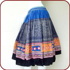 Hmong Skirt by orientaltribe, via Flickr